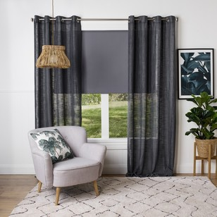KOO Harbour Eyelet Sheer Curtains