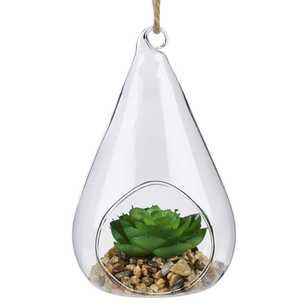 Living Space Artificial Mini Terrarium