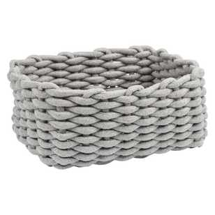 Ombre Home Radiant Mineral Knitted Basket