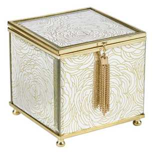 Ombre Home Radiant Mineral Jewellery Box