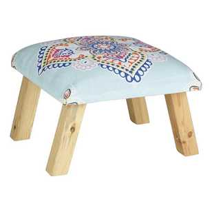 Hot Buy Melilla Mexican Footstool