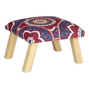Hot Buy Jadida Mexican Footstool