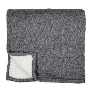 Living Space Carter Reversible Throw