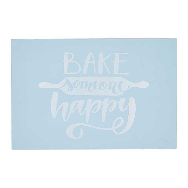 Party Creator Silicone Baking Mat