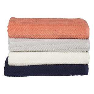 KOO Chevron Wave Towel Collection