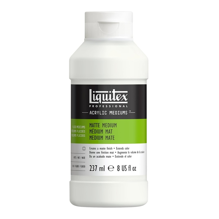 Liquitex Matte Fluid Medium