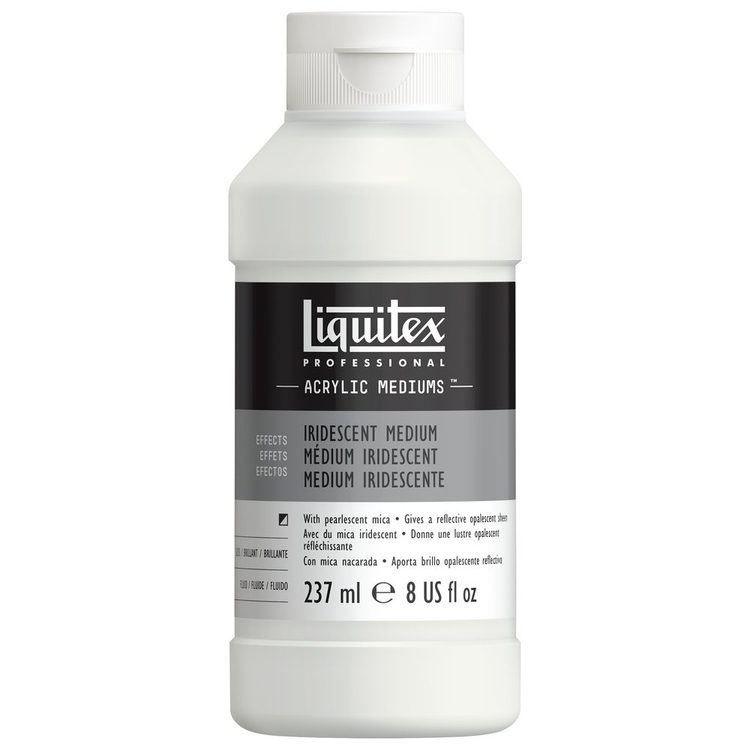 Liquitex Iridescent Fluid Medium