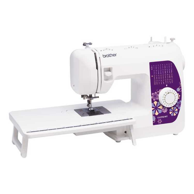 Brother GS3750WT Sewing Machine White