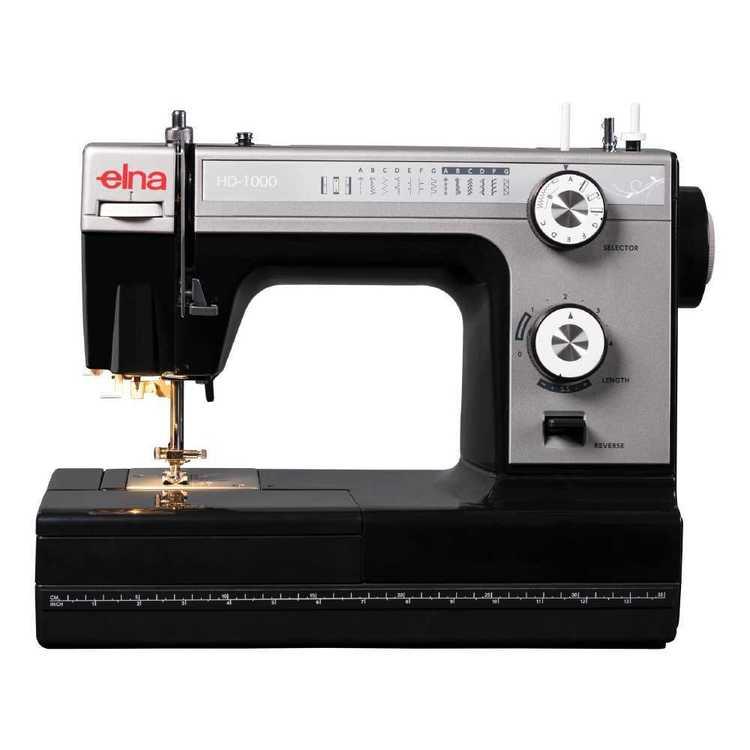Elna HD1000 Sewing Machine
