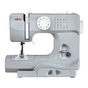 Elna Mini 525 Light Grey Sewing Machine