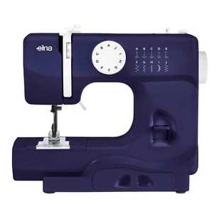 Elna Mini 525 Navy Sewing Machine
