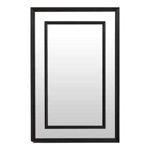 Living Space Double Rectangular Mirror