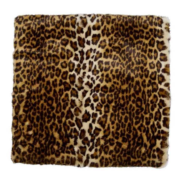 KOO Home Simba Faux Fur Throw