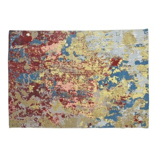 Spotlight Printed Cotton Celestial Rug