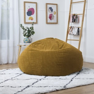 Living Space Cord Snuggle Bean Bag Cover