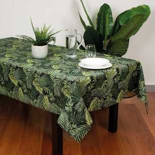 Dine By Ladelle Kai Printed Tablecloth