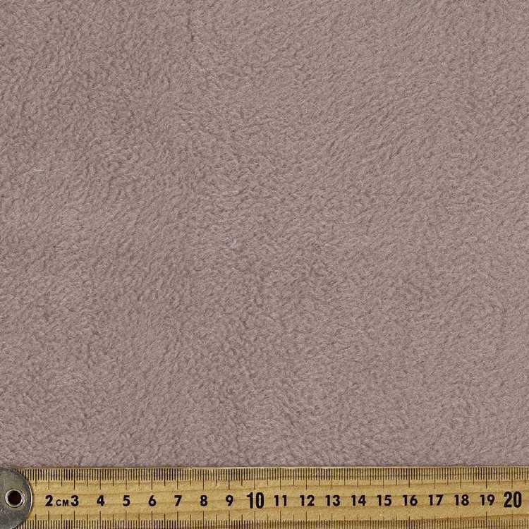 Plain 148 cm Arctic Polar Fleece Fabric