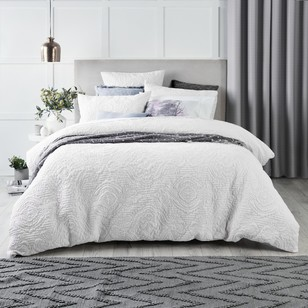KOO Lara Quilted Quilt Cover Set