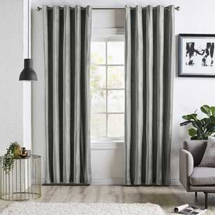 Mystic Velvet Eyelet Curtains