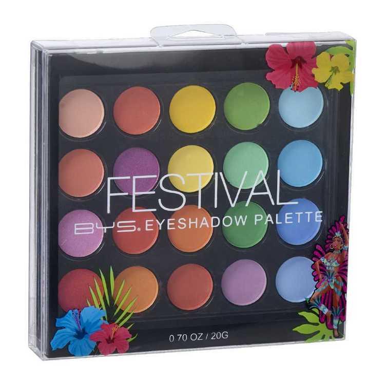 BYS Festival Eyeshadow Palette