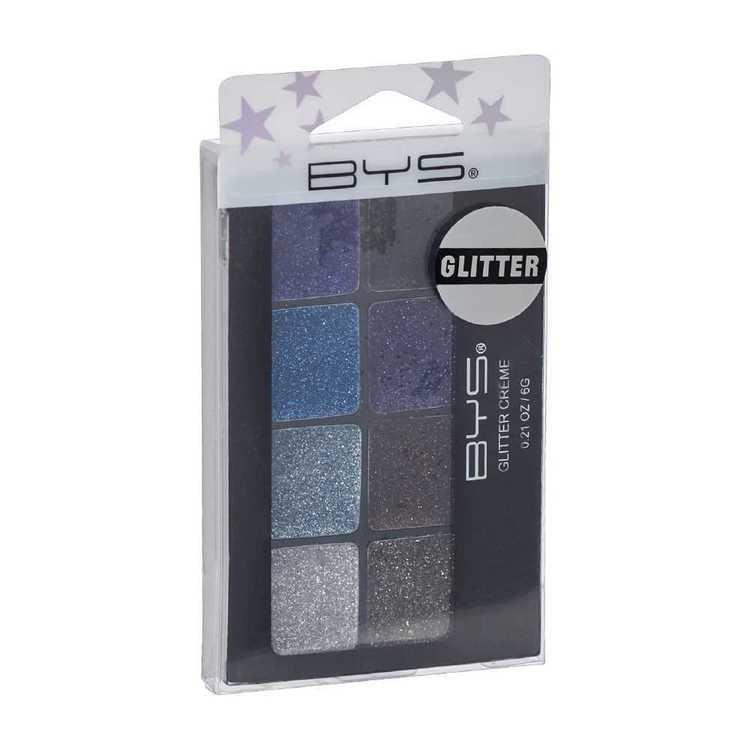 BYS Glitter Eye Creme Palette