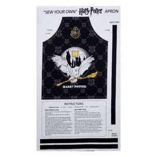 Harry Potter Apron Panel