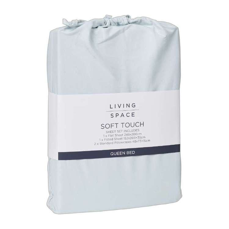 Living Space Soft Touch Sheet Set