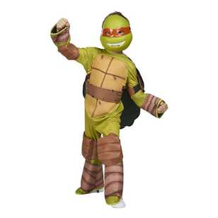 Nickelodeon Teenage Mutant Ninja Turtle Costume - Michelangelo
