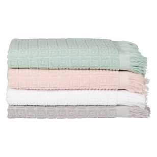 KOO Cabana Jacquard Towel Collection