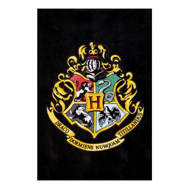 Harry Potter Hogwarts Crest Panel