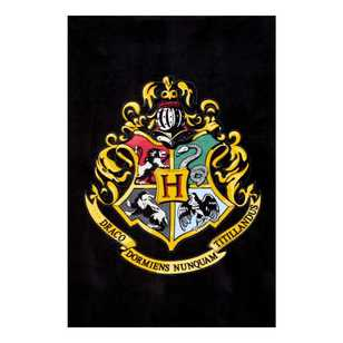 Harry Potter Hogwarts Crest Panel
