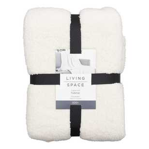 Living Space Eddy Eddy Supersoft Throw