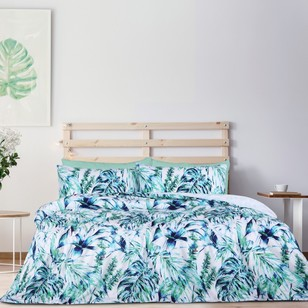 Brampton House Ivy Quilt Cover Set