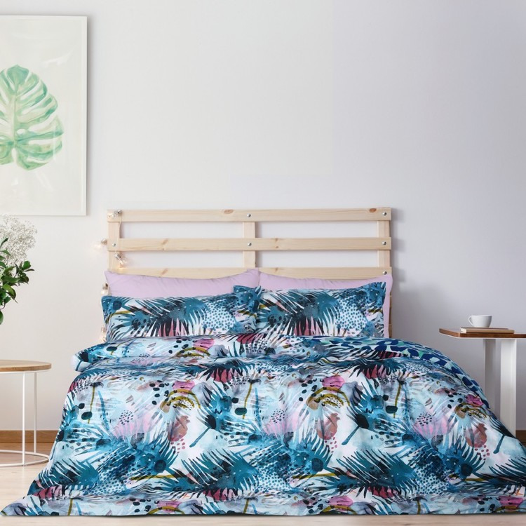 Brampton House Zahara Quilt Cover Set