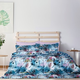 Brampton House Zahara Quilt Cover Set