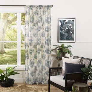 Jungle Toile Sheer Fabric