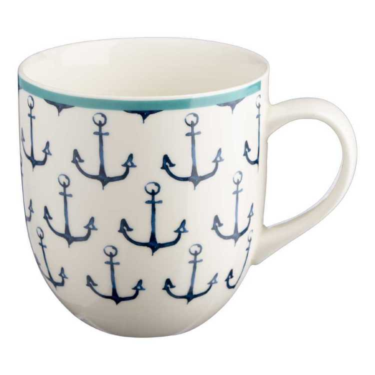 Living Art Coastal Coupe Mug