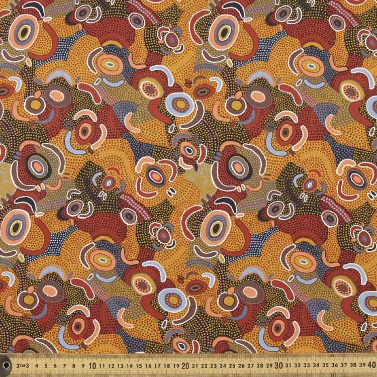 Jijaka Desert Dreaming Cotton Fabric
