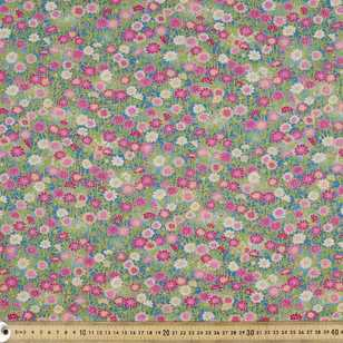 Stems Printed Oriental TC Fabric