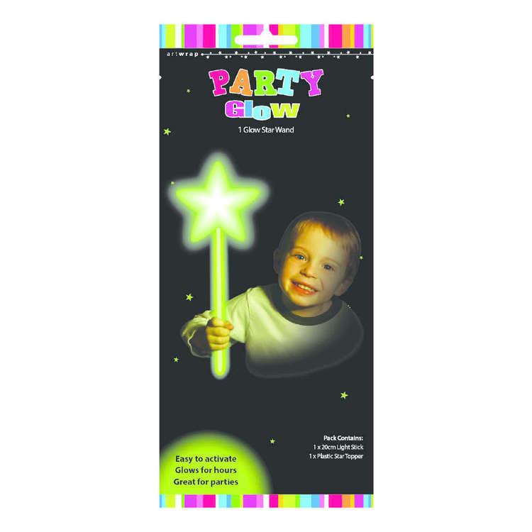 Glow Star Wand
