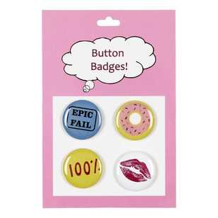Buttons At Spotlight - Charming And Dashing Designs