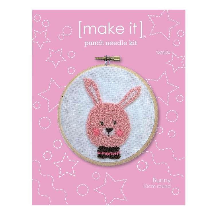 Make It Bunny Punch Needle Kit