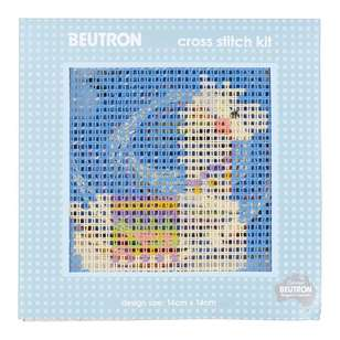 Beutron Llama Kids Cross Stitch Kit