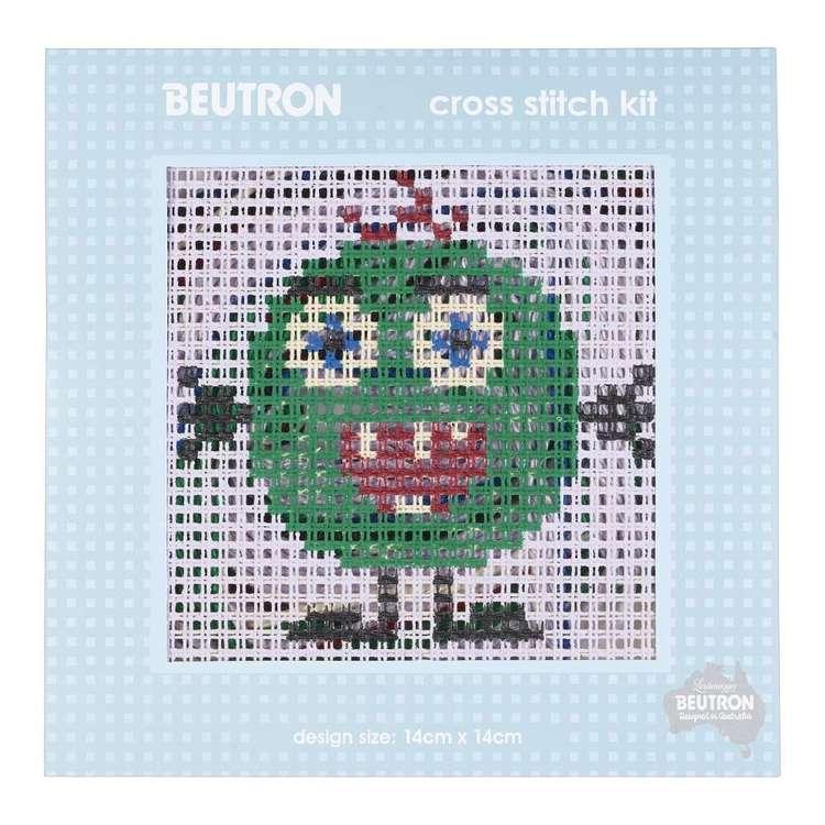 Beutron Happy Alien Tapestry Kit