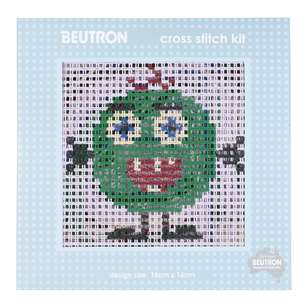 Beutron Happy Alien Tapestry Kit