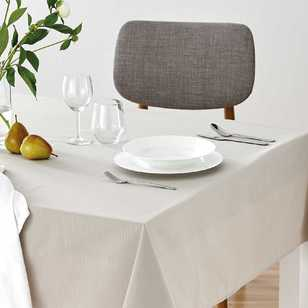 Dine By Ladelle Emerson Stone Table Cloth