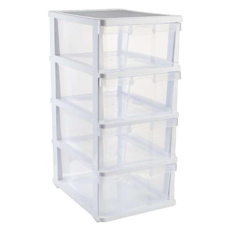 Lock, Stock & Barrel 4 Drawer Cabinet
