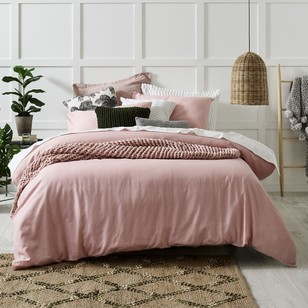 KOO Loft Vintage Wash Quilt Cover Set