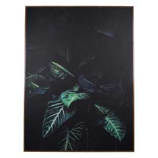 Cooper & Co Exotic Greenhouse Dark Foliage Framed Art
