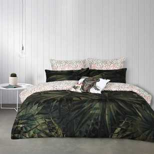 KOO Lennox Quilt Cover Set